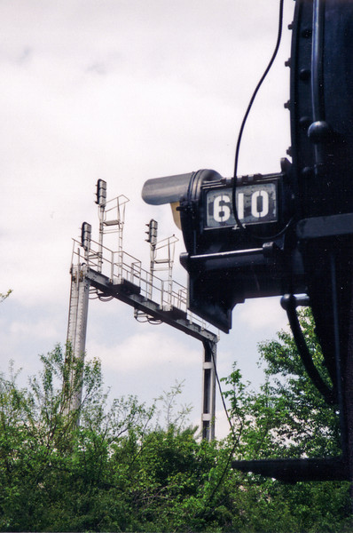 TVRM 610 and NS Signal Bridge