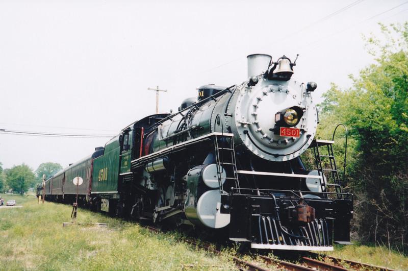 SR 4501 at Trion, Ga
