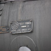 TVRM 610 Builder's Plate